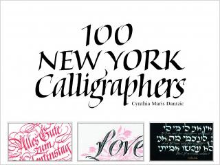 100 New York Calligraphers